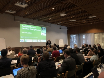 3rd Workshop Towards Chemical Pesticide-free Agriculture